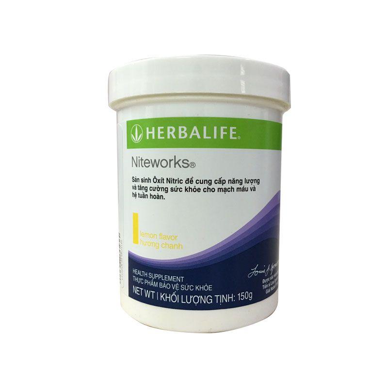 Niteworks Herbalife tim mạch